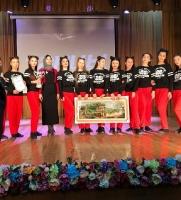 Первый открытый фестиваль современного танца «Танцы без границ!» 2017г.